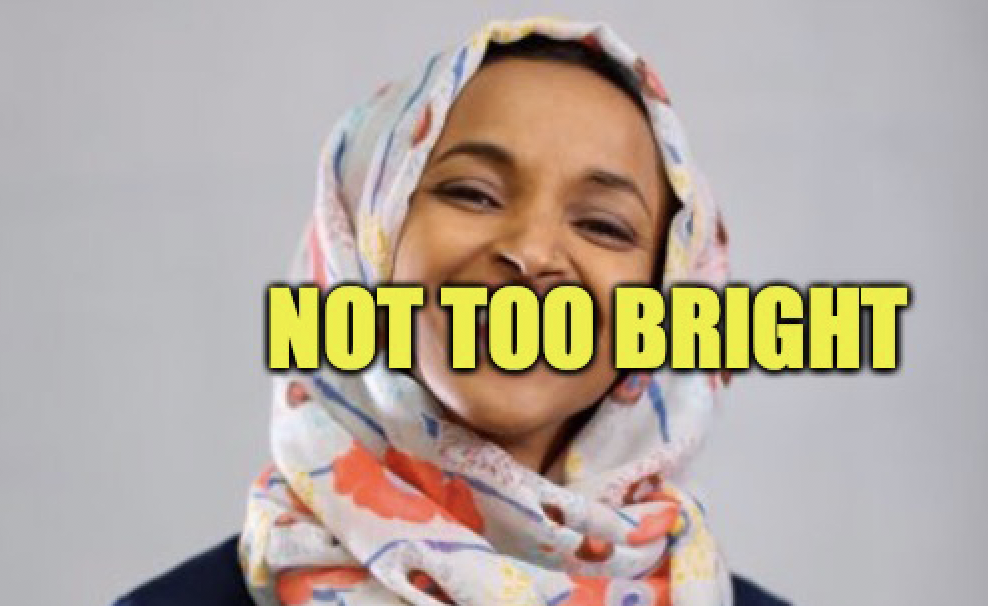 wow  ilhan omar attempts to backtrack on her comments