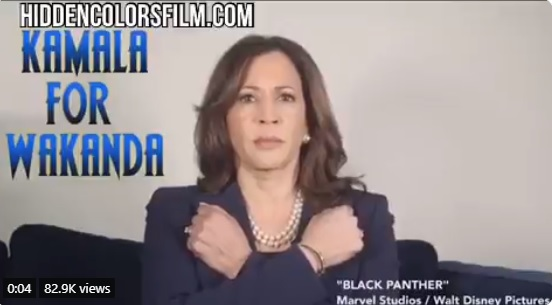 "(CRAZY VIDEO) Kamala Harris Says ""[Trump] Has Caused A Lot Of Us To Go Through Individual And Group Therapy…To Feel Despair, And Depression, And Anxiety, And Fear."""